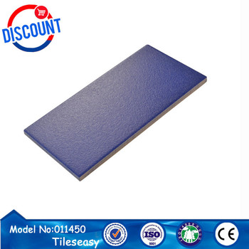stock cobalt blue competition blue swimming pool tile for sale