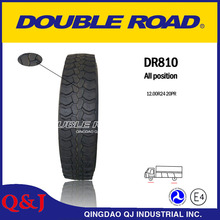 China brand truck tyre 12.00R24 hgh quality for Saudi Oman