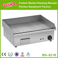 Promotional stainless steel pancake griddle, teppanyaki griddle plate