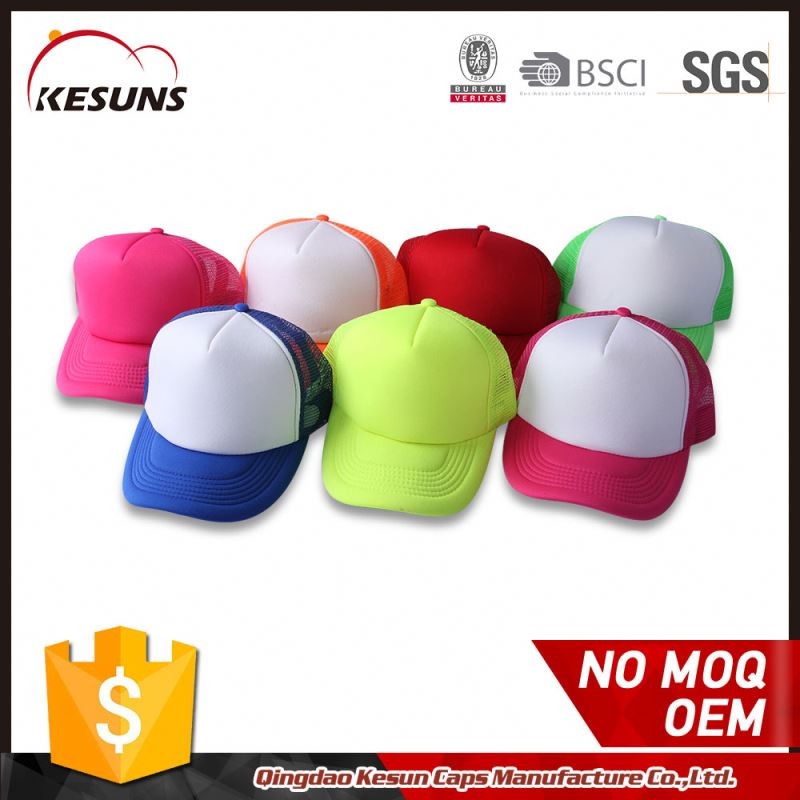 New Products Fashion Baseball Hats Trucker Mesh Cap