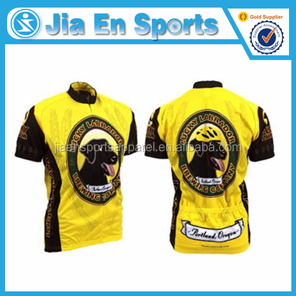 2017 cheap custom dog pet design cycling jersey CA135