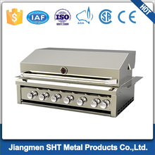 Hot sale products home used korean restaurant table top bbq gas grill