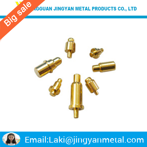 Hot selling China profession supplier CNC lathe turning brass plug insert pin