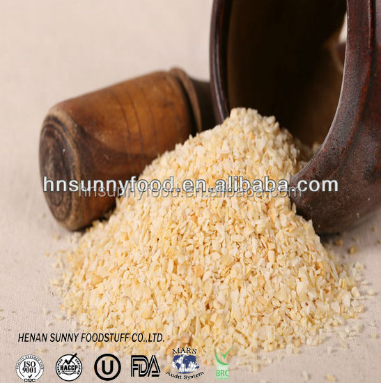 Sell China Dehydrated Minced Garlic