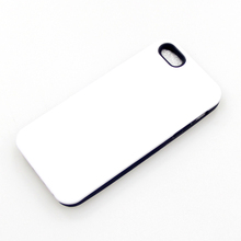 Blank 3d sublimation cases cover for iphone 6 Plus OEM phone case
