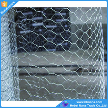 Hot dipped galvanized Before Weaving Hexagonal Wire Mesh / Electro Galvanized Hex Wire Netting