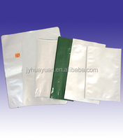 Three side seal antistatic aluminium foil pouches for electronic products packaging