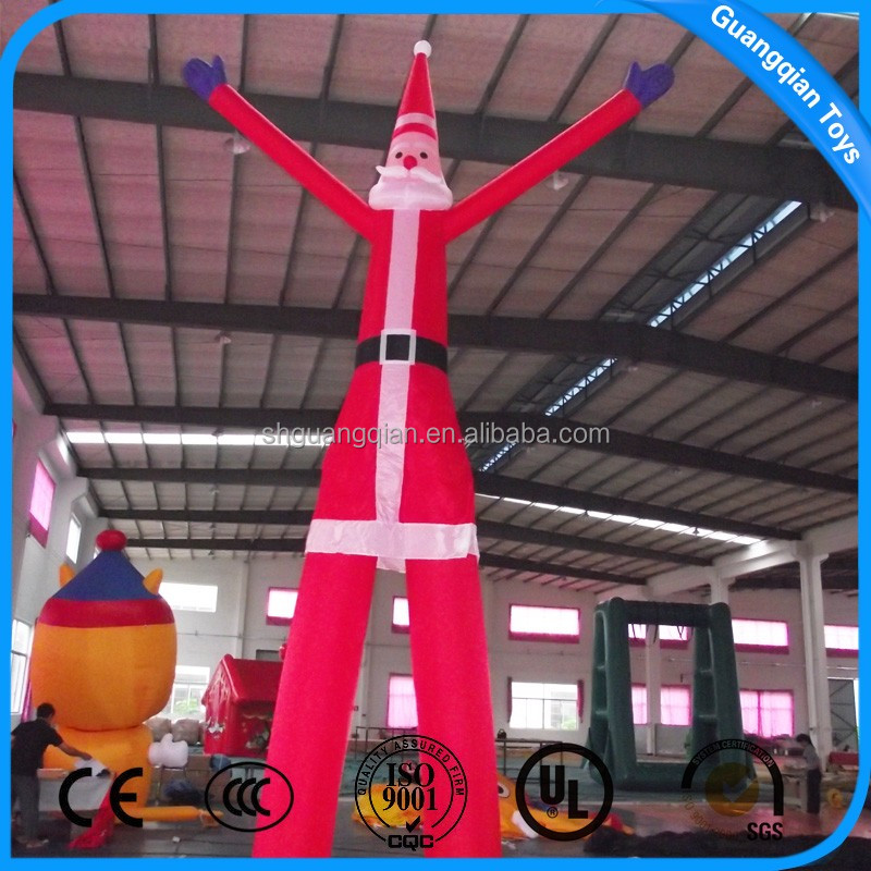 Guangqian Advertising Inflatable Sky Air Dancer For The Best Price