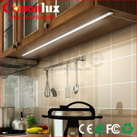 20W IP65 long lifespan integrated all in one indoor solar LED street light intelligent curtains kitchen cabinet