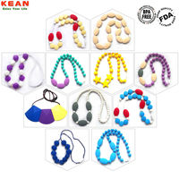 2014 shenzhen hot sale wholesale Custom BPA Free food grade silicone new model jewellery