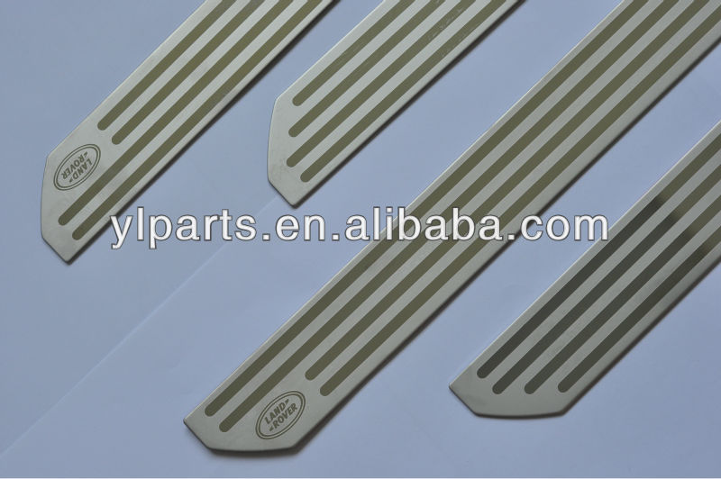 Land Rover Tread Plate , Door Sill Fit for LR3 LR4 Discovery3/4 EBN500041