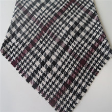 Fashion 2017 houndstooth coated fabric uk