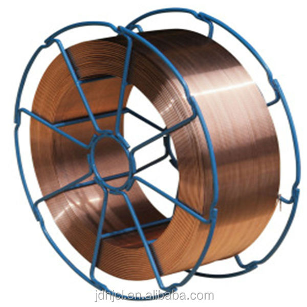 Hyundai Welding Wire CO2 Mig Welding Wire ER70S-6 with Competitive Price (manufacturer)
