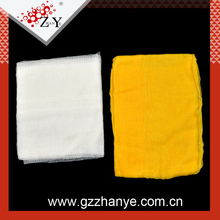 High quality favorable cotton gauze tack cloth for car cleaning
