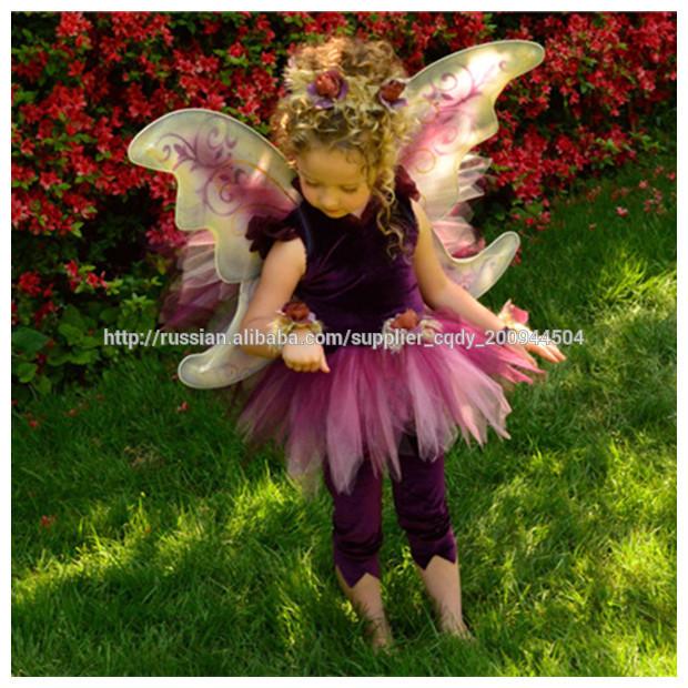 Костюм бабочки для девочки своими руками фото быстро и красиво 51