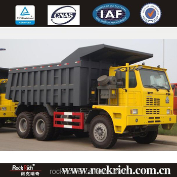 China supply Off-highway coal mining dump truck 50 ton