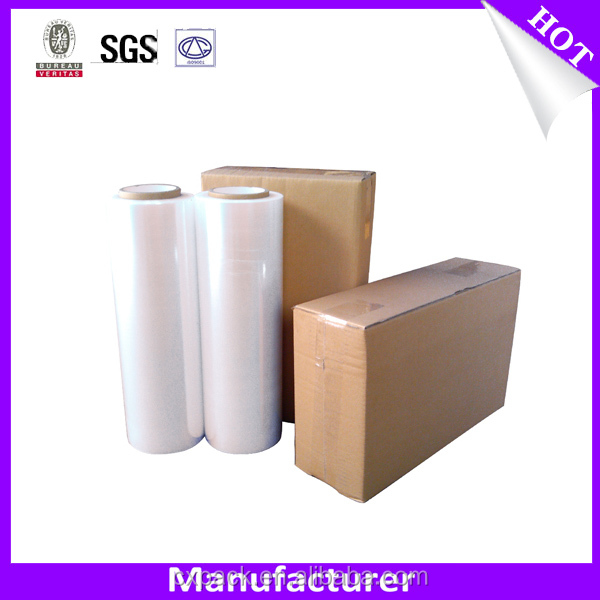 Metallized polyethylene Pallet Wrap Stretch Film