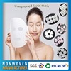 Good Quality New Design Compact Nonwoven Facial Mask