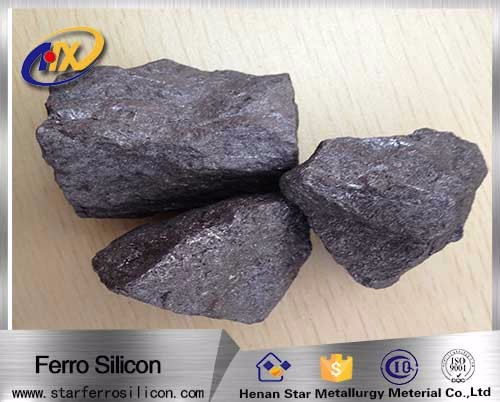 Ferro silicon block alloys plant/factory supplier/seller