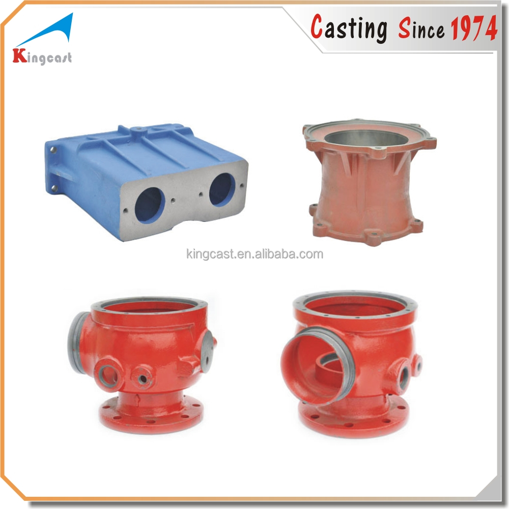 Custom products ASTM A536 65-45-12 ductile cast iron