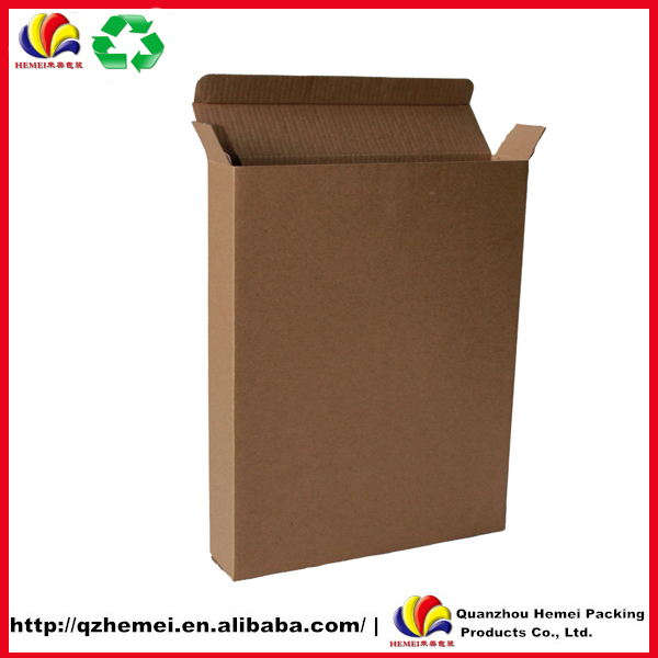 High quality Small corrugated board box for Express and shipping