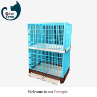 New hot fashion hot sale promotion manufacture dog cage pet house