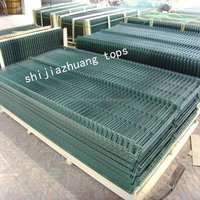 "gauge 18 1/2"" hole electro galvanized square welded wire mesh"