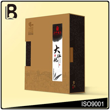 Nearly include paper sample packaging box
