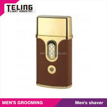 Eco-Friendly Black Man Electric Shaver