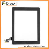 Original Black for Apple iPad 2 Front Glass Replacement with Home button
