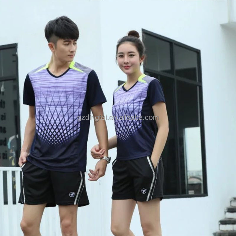 Purple volleyball jersey designs,printed volleyball jersey men in stock