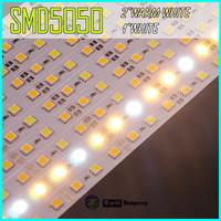 DC12V 24V 17W/M Warm White + White Dual Color SMD5050 LED Rigid Bar Light