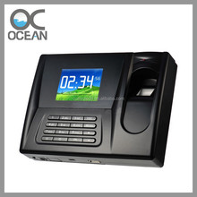 Hot sale Touch Screen fingerprint biometric time and attendance device