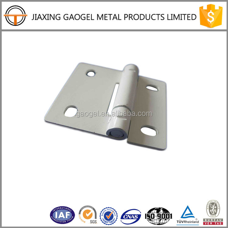 OEM custom zinc powdering auto furniture gate stainless steel sheet metal hydraulic glass door closer hinge