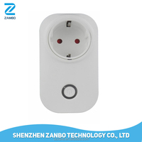 Wireless Smart wifi Plug Home Used With EU Standard Plug