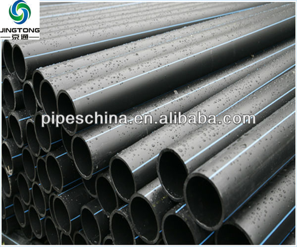 Electrofusion Welded HDPE Pipe