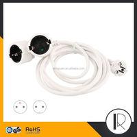 905201 VDE Schuko Power Cords EU power cord with IEC Connector