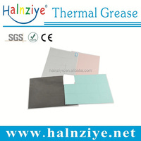 2014 hot sell high thermal conductivity led lighting thermal gel pad