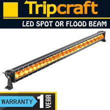 Factory wholesale 300W LED AMBER LIGHT BAR IP 67 24480LM light force Led Light Bar widely used