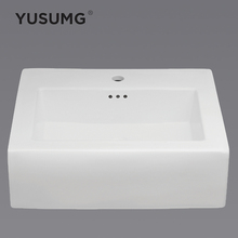 White Single CUPC Antique Wash Basin