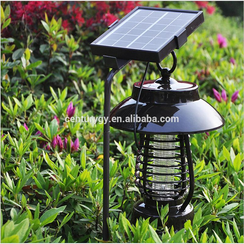 Hot selling with low price mosquito zapper bug zapper solar insect zapper