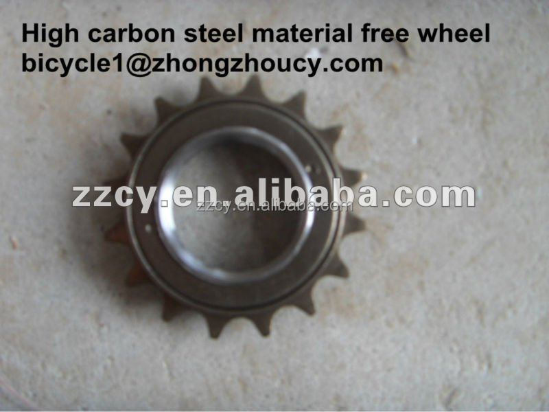 High Quality Steel 14T Single Speed Bicycle Freewheel