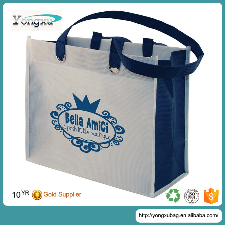 Promotional Recycle Cheap Laminated Printed PP Shopping Non Woven Bag Supplier
