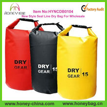 Small to large dry bag backpack waterproof tube bag dry bags