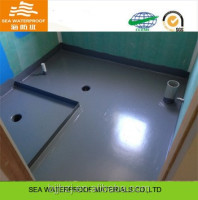 Oil based polyurethane membrane waterproofing with free shipping