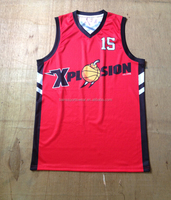 Full dye sublimation basketball jersey pictures&china cheap basketball jersey names
