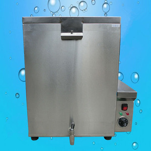 70L 120L Broiler Stainless Steel Electric Poultry Scalder Chicken Slaughter