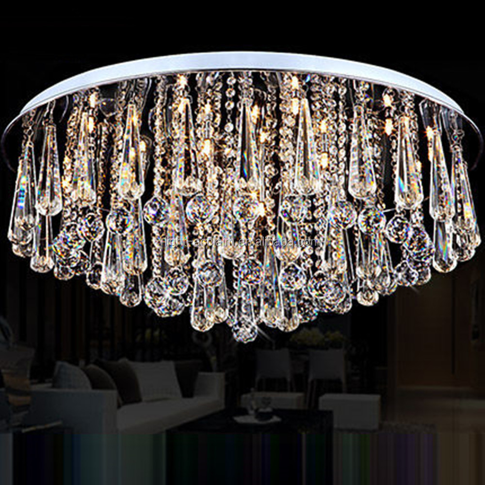 Wedding Decoration Crystal Pendant Lighting