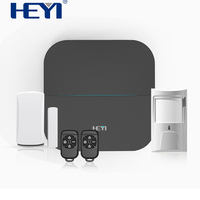 Security Home System Hottest WiFi GSM