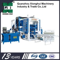 Low Price Light Weight Brick Large Scale Concrete Block Making Machine